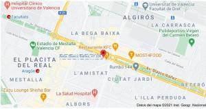 Mapa Blasco Ibáñez
